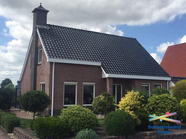 Woning in Scheemda voorzien van Sigma Allure - Schildersbedrijf Dreijer Beerta