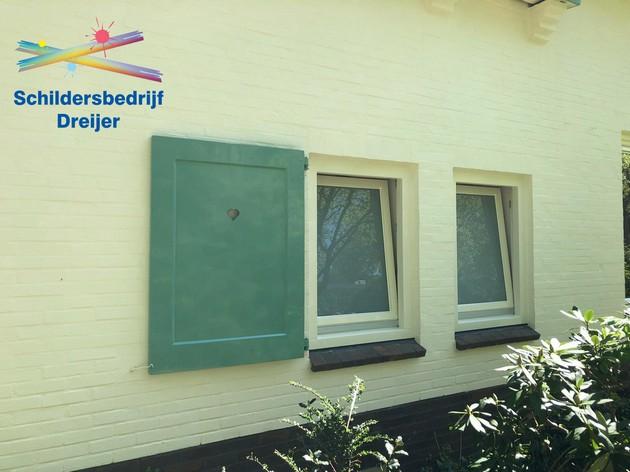 Woning in Groningen onderhoud en schilderwerk - Schildersbedrijf Dreijer Beerta