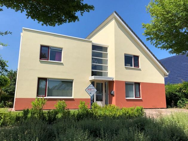 Woning voorzien van ThermoShield exterieur - Schildersbedrijf Dreijer Beerta