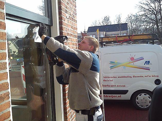 Voorjaarsweer - Schildersbedrijf Dreijer Beerta
