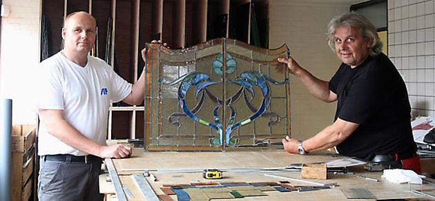 Een oude techniek in een nieuwe jasje - Schildersbedrijf Dreijer Beerta