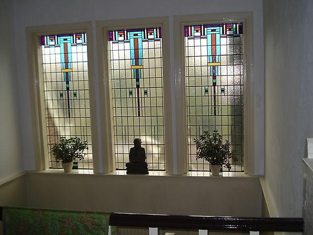 Glas in lood - een prachtig oud ambacht - Schildersbedrijf Dreijer Beerta