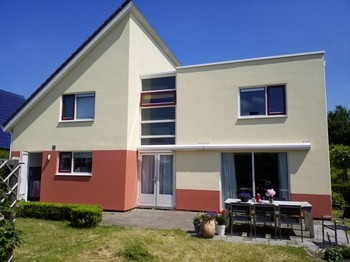 Woning voorzien van ThermoShield exterieur Schildersbedrijf Dreijer Beerta