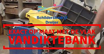 Als de standaardmaat niet voldoet... Schildersbedrijf Dreijer Beerta