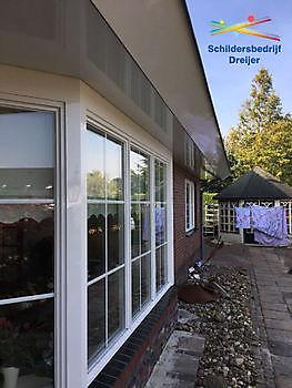 Vervang uw boeidelen voor garantieplaat Schildersbedrijf Dreijer Beerta