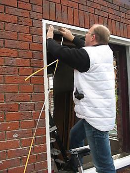 Glaszetter Beerta, Winschoten, Oldambt Schildersbedrijf Dreijer Beerta
