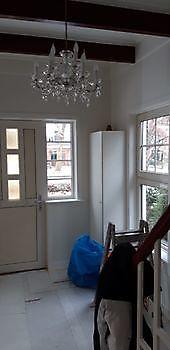 Winterschilder, binnenschilderwerk Schildersbedrijf Dreijer Beerta