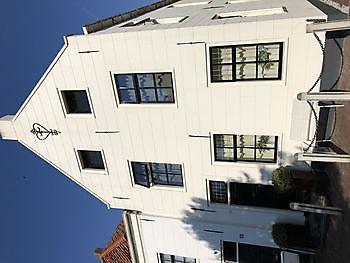 Buitenschilderwerk deuren en kozijnen Schildersbedrijf Dreijer Beerta