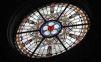 Glas in lood - een prachtig oud ambacht Schildersbedrijf Dreijer Beerta
